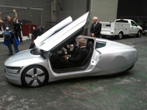 Volkswagen Prototype XL-1