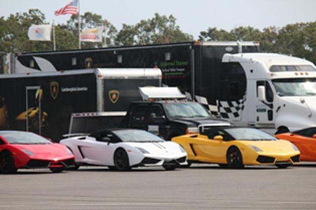 Lamborghini Track Day at New Jersey Motorsports Park